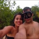 Ο κεραυνός… χάλασε τη selfie (ΒΙΝΤΕΟ)