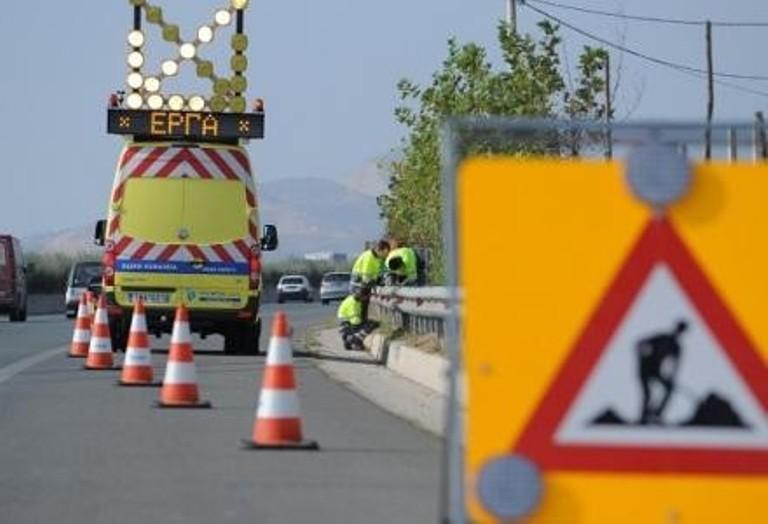 Ιόνια Οδός: Διακοπή κυκλοφορίας στο τμήμα Αντίρριο – Μεσολόγγι