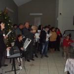 Γιορτή του 1ου ΣΔΕ στο Γηροκομείο