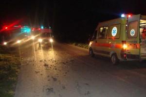 Τραγωδία στην άσφαλτο: Τέσσερις νεαροί νεκροί και ένας τραυματίας