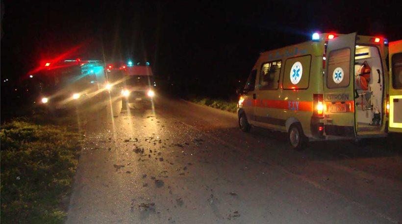 Η Αστυνομία για το θανατηφόρο τροχαίο έξω από τη Λάρισα