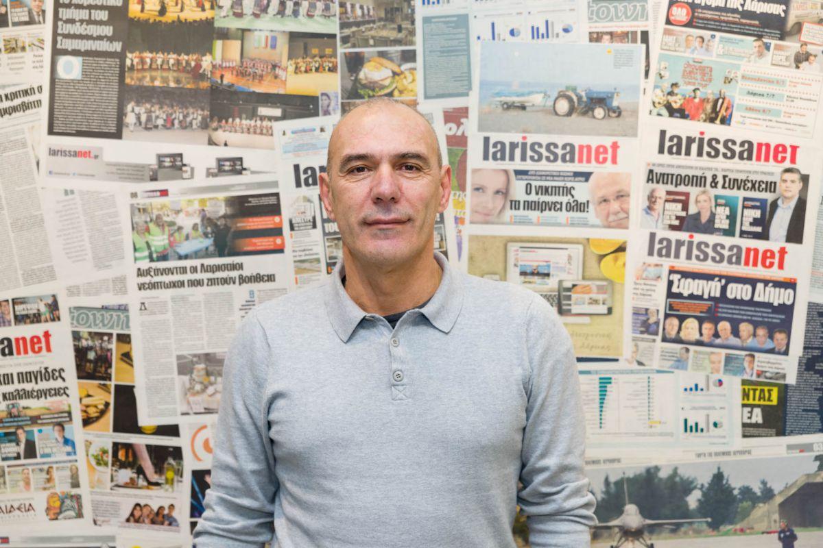 Δημήτρης Τσιπλακούλης: Eυκαιρία να αναγεννηθούμε…