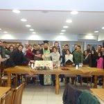 Έκοψαν πίτα στο Εκκλησιαστικό Ραδιόφωνο Λάρισας