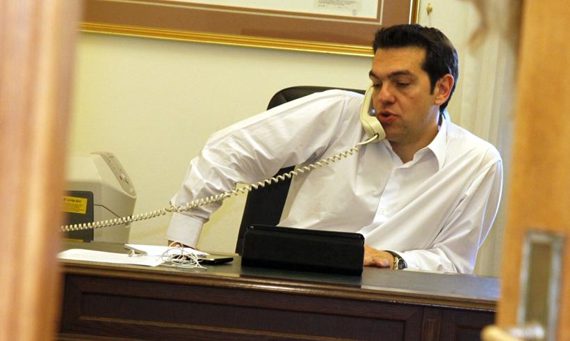 Επικοινωνία Τσίπρα-Λαγκαρντ