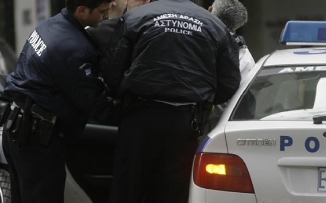 Συλλήψεις φυγόποινων στον Τύρναβο με… βαριές καταδίκες