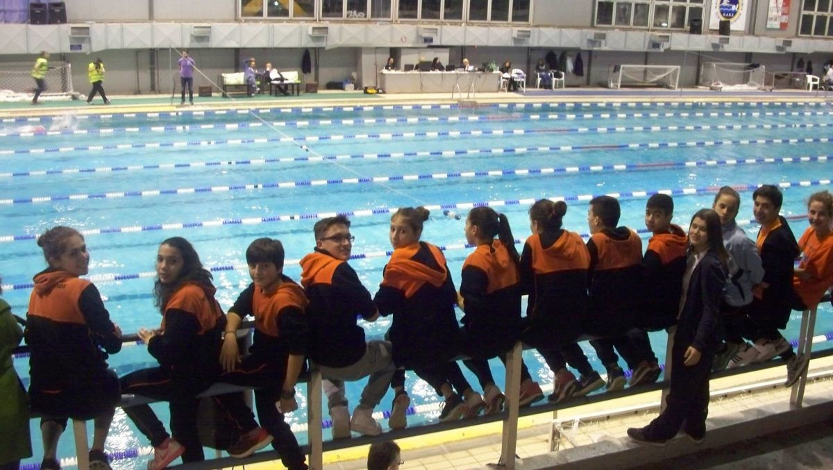 Στους αγώνες τεχνικής κολύμβησης ο ΝΟΛ