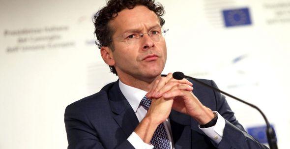 Ντάισελμπλουμ: Δεν είμαστε πολύ κοντά σε συμφωνία