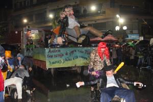 Τύρναβος: Όλο το πρόγραμμα αποκριάτικων εκδηλώσεων έως το Μπουρανί