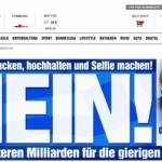 Γερμανοί δημοσιογράφοι ζητούν από τη Bild να σταματήσει την ανθελληνική εκστρατεία