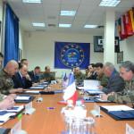 Στο Ευρωπαϊκό Στρατηγείο Αντιπροσωπεία του ΥΠΕΘΑ Χιλής