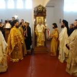 Πρώτοι Χαιρετισμοί και γιορτή των Αγίων Θεοδώρων στη Λάρισα