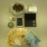 Σύλληψη για ναρκωτικά στη Λάρισα