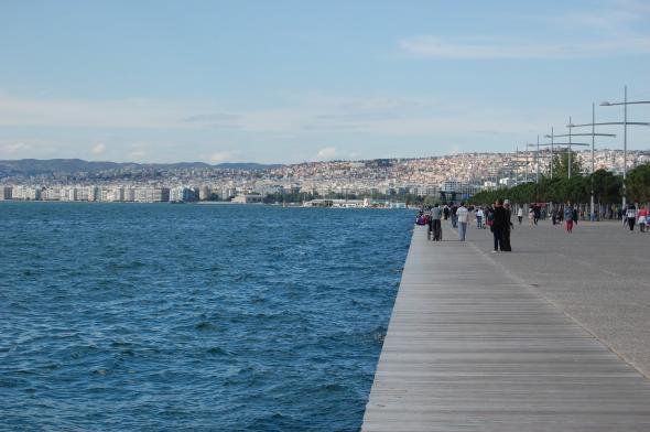 Θεσσαλονίκη: Νεκρός ανασύρθηκε 70χρονος από τον Θερμαϊκό