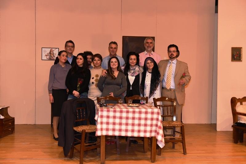 Εγγραφή νέων μελών στη θεατρική ομάδα του ΕΚΛ