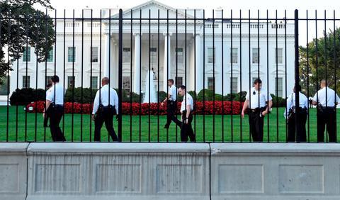 Λευκός Οίκος: Σύλληψη και νέου επίδοξου εισβολέα