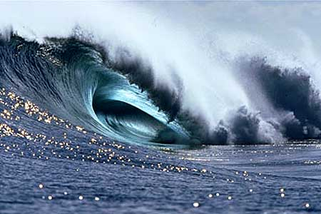 Τσουνάμι στη Νέα Ζηλανδία