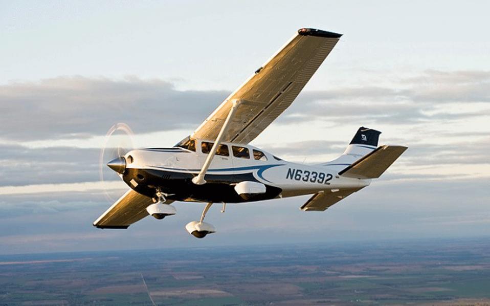 Πτώση εκπαιδευτικού αεροσκάφους στην Τρίπολη