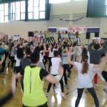 1.000 μικροί και μεγάλοι χορευτές ZUMBA για «Το Χαμόγελο του Παιδιού»!