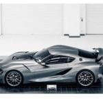 Toyota: Νέα Supra με turbo κινητήρα της BMW