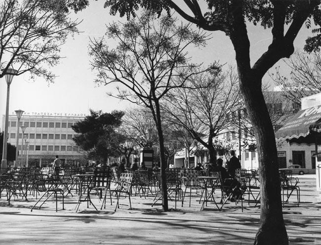 ΛΑΡΙΣΑ: Κεντρική Πλατεία