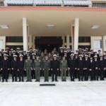 Σπουδαστές της Σχολής Ναυτικών Δοκίμων στην 1η Στρατιά