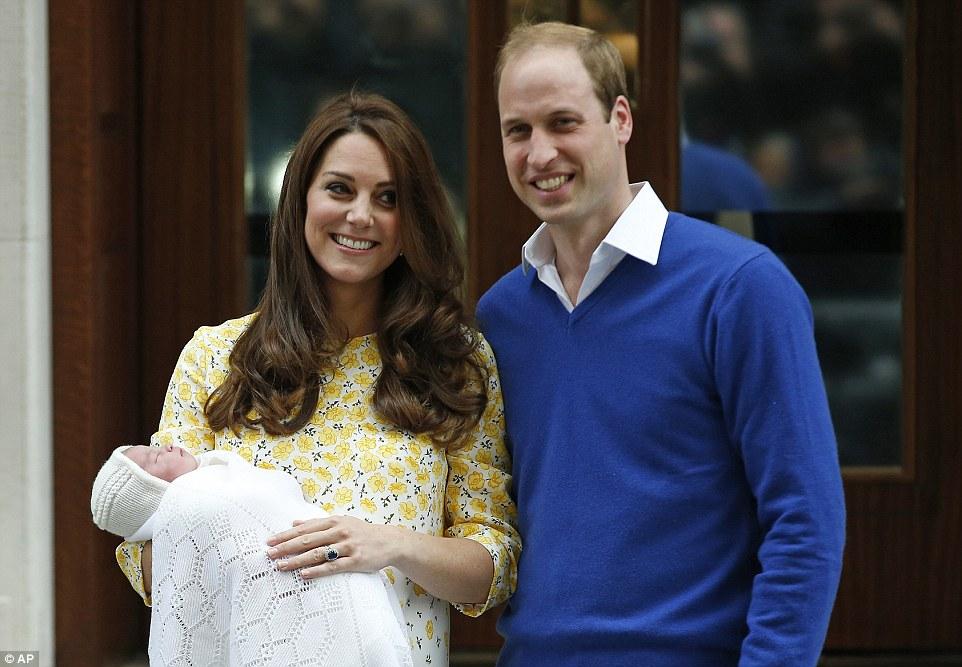 Σάρλοτ Ελίζαμπεθ Νταϊάνα το όνομα του νέου βασιλικού μωρού