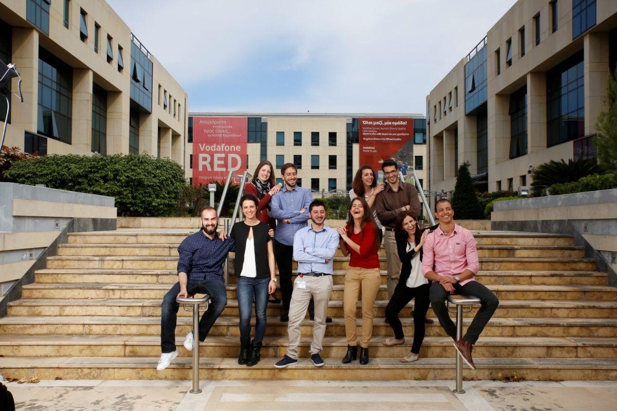Εργασιακή εμπειρία μέσα από το «Discover Vodafone»