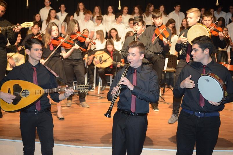 Συναυλία στο Μουσικό Σχολείο