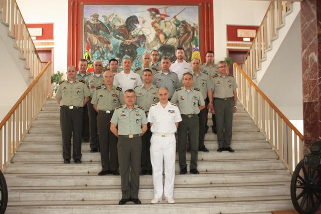Στην 1η Στρατιά ο Αρχηγός Στόλου