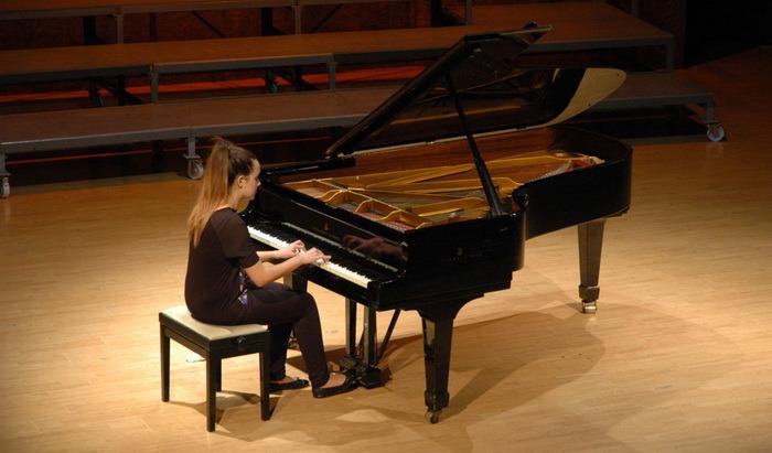 Πανελλήνιος Διαγωνισμός Πιάνου