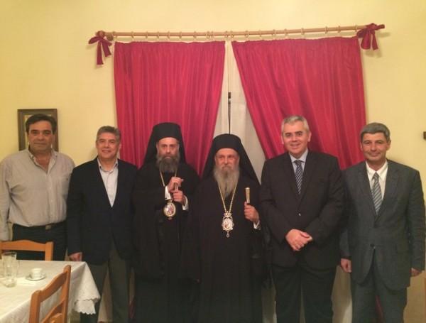 Ιγνατιος-Μαξιμος-Αγοραστός-Παπαδημόπουλος