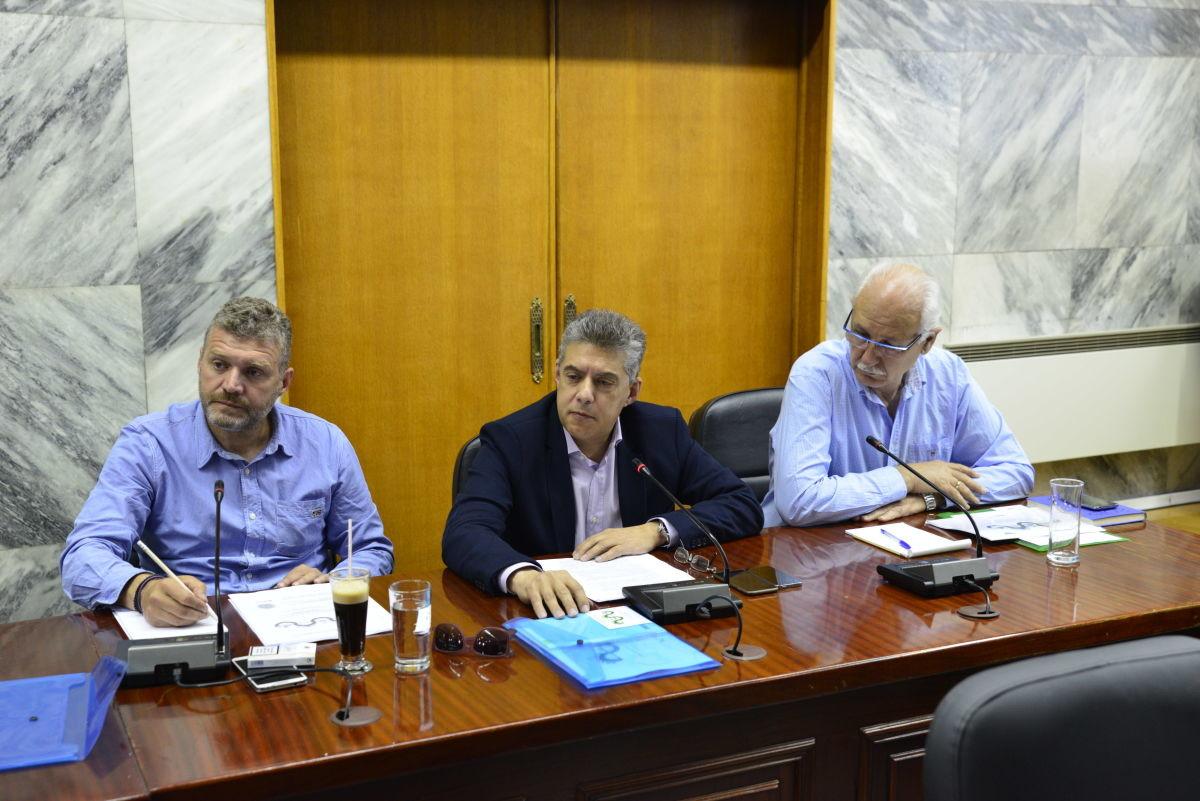 Σύσκεψη για τα «Πράσινα Σημεία» στο νομό Λάρισας