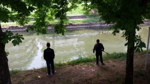 Το ποτάμι στα Τρίκαλα κατέβασε… λεφτά! (ΦΩΤΟ)
