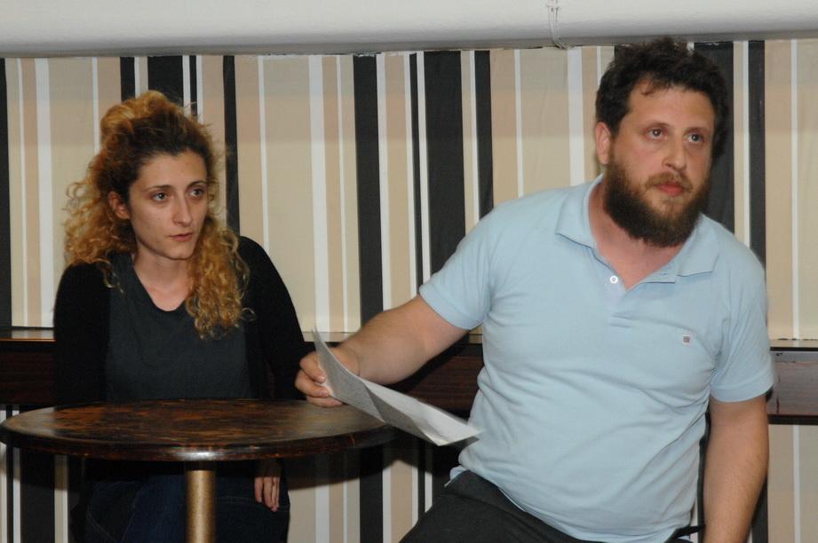 Το ντοκιμαντέρ «Non Omnis Moriar» προβλήθηκε στη Λάρισα