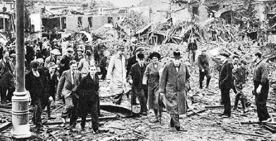 Για τον Β' Παγκόσμιο Πόλεμο… Της Ευαγγελίας Σαγρή*