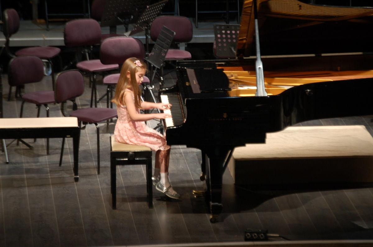 Τα βραβεία του διαγωνισμού πιάνου του ΔΩΛ