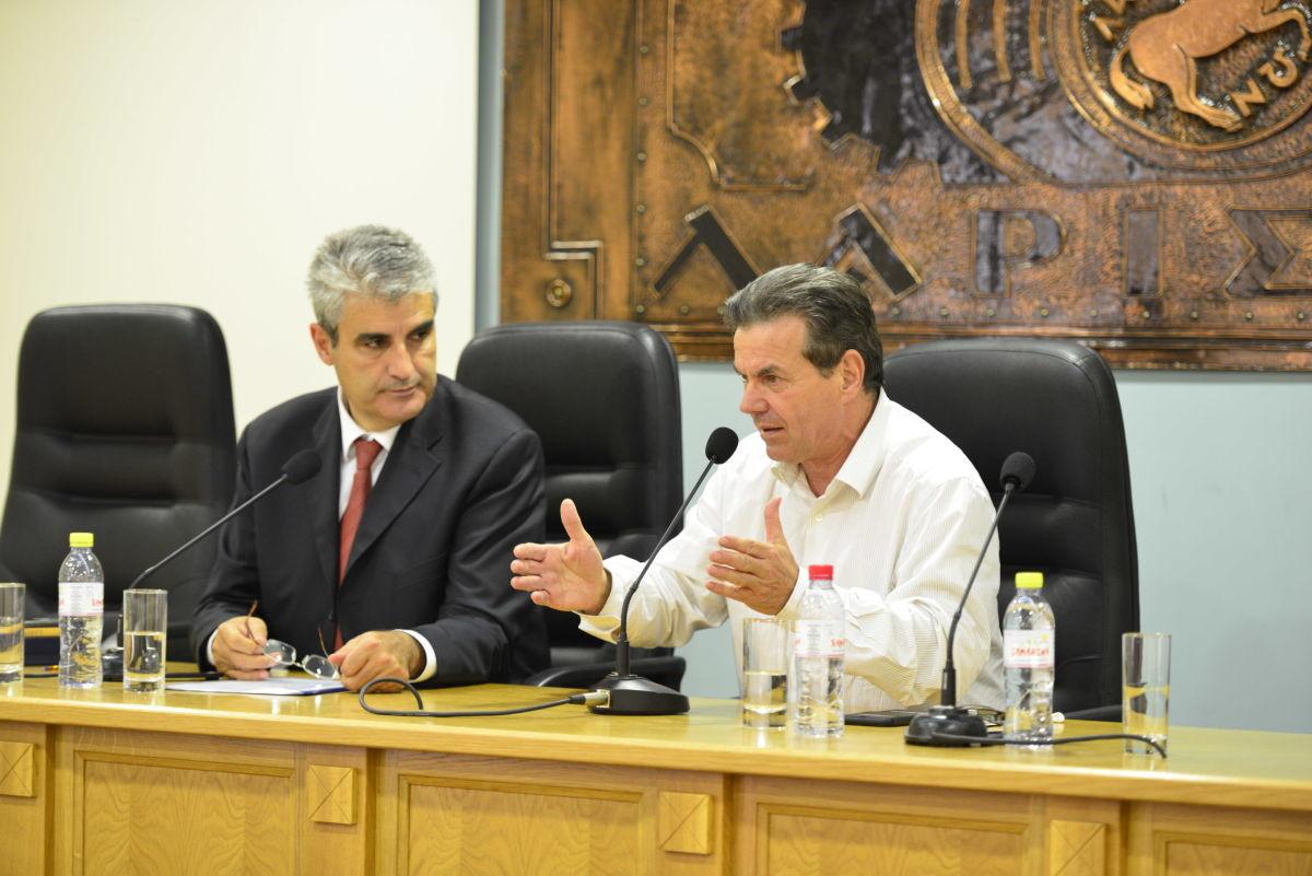 Ριζικές αλλαγές στο ΟΑΕΕ από τον Τάσο Πετρόπουλο