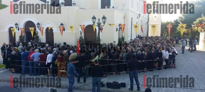 Πάνω από 200.000 πιστοί προσκύνησαν τα λείψανα της Αγίας Βαρβάρας