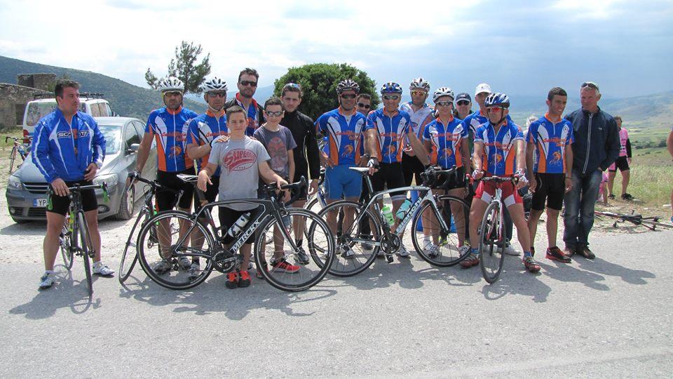 Νέες επιτυχίες για τον Ποδηλατικό Α.Σ. Πηνειό