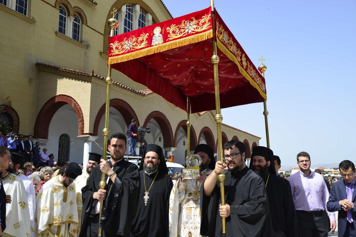 Λάρισα: Όλες οι λατρευτικές εκδηλώσεις για τον Άγιο Αχίλλιο