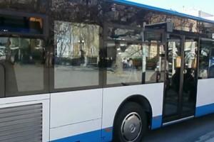 Δεν πέρασε το λεωφορείο…