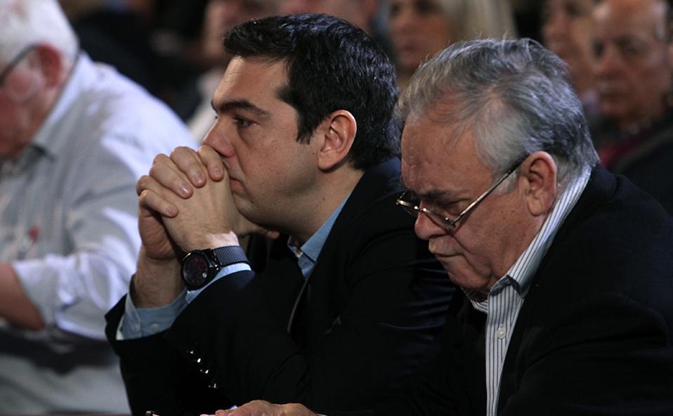 Οταν έκλαψε ο ΣΥΡΙΖΑ