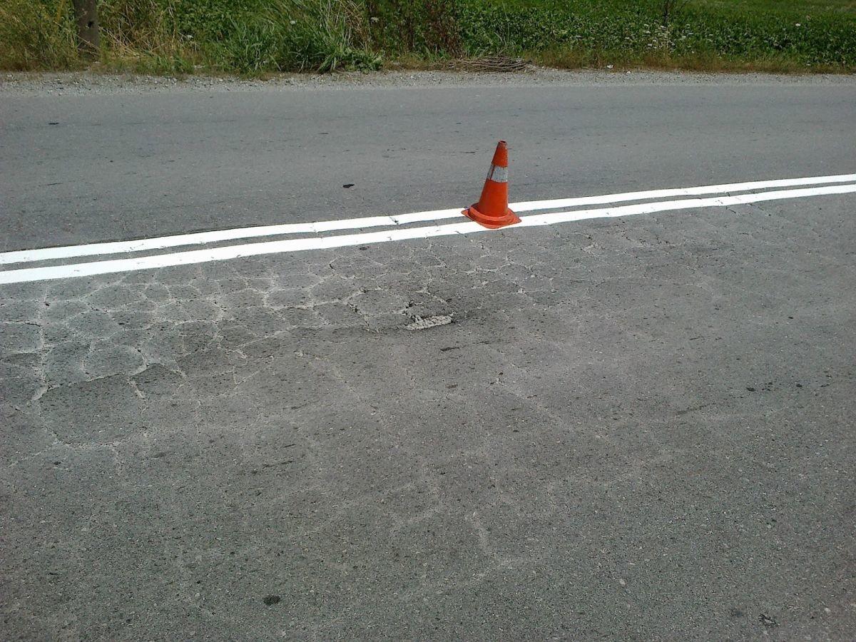 Εργασίες διαγράμμισης σε 940 χλμ οδικού δικτύου του ν. Λάρισας