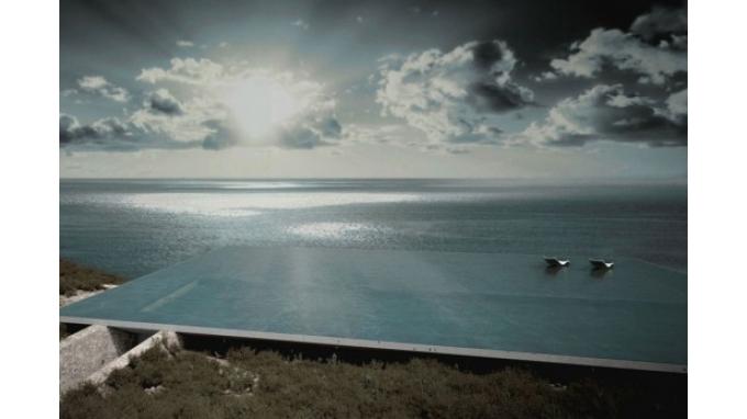 Η πιο εντυπωσιακή πισίνα του κόσμου φτιάχνεται στην Ελλάδα!
