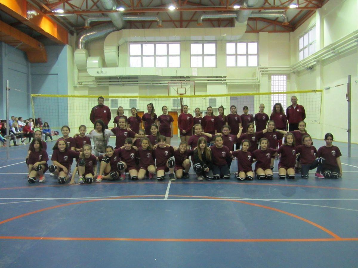 Βόλεϊ: Επιτυχημένη η πρώτη χρονιά της ΑΕΛ