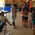 Εθελοντική αιμοδοσία στη Σχολή Καραβάνα