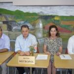 Στη Λάρισα τουριστικοί πράκτορες και δημοσιογράφοι