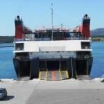 Ακινητοποιημένο το Σκιάθος Εξπρές στο λιμάνι του Βόλου