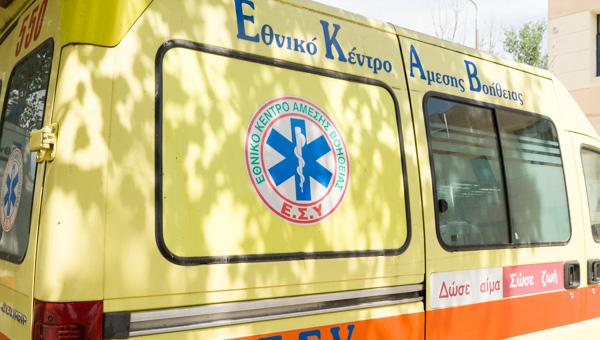 Στο νοσοκομείο προσφυγόπουλα – Ήπιαν νερό από την πηγή Θερμοπυλών