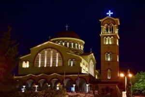 Εορτή οσίου Νίκωνος στον Άγιο Αχίλλιο Λάρισας